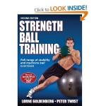Strength Ball Training - Lorene Golden Berg - Peter Twist - Medicine Ball - Stability Exercises Samples