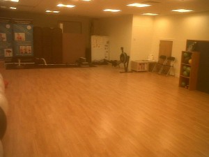 Fitnecise Fitness Studio after a make over in January 2012 Fitness Classes Personal Training in South Dublin - 2
