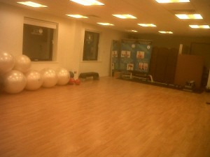 Fitnecise Fitness Studio after a make over in January 2012 Fitness Classes Personal Training in South Dublin