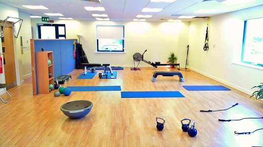 Fitnecise Fitness and Exercises Studio in South Dublin Ireland after our Monday morning Fitness Class 