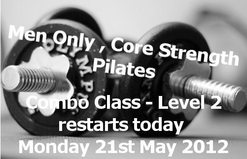 Men Only Pilates Core Strength Combo Class in South Dublin with Martin Luschin - Rathfarnham, close to Dundrum, Leopardstown Sandyford, Templogue, Terenure, Churchtown