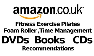 Amazon.co.uk Boo DVD CD Fitness Exercise Sport Pilates Kettlebell Recommendation by Martin Luschin Fitnecise Studio in South Dublin Ireland Churchtown