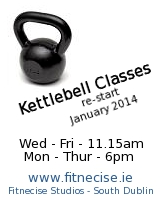 Kettlebell Classes in South Dublin Churchtown Dublin 14 16 close to Dundrum Rathfarnham Ballinteer Sandyford Leopardstown