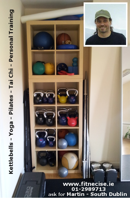 Kettlebell and Fitness Classes in South Dublin, Churchtown Village, Dublin 14/16 with Martin Luschin