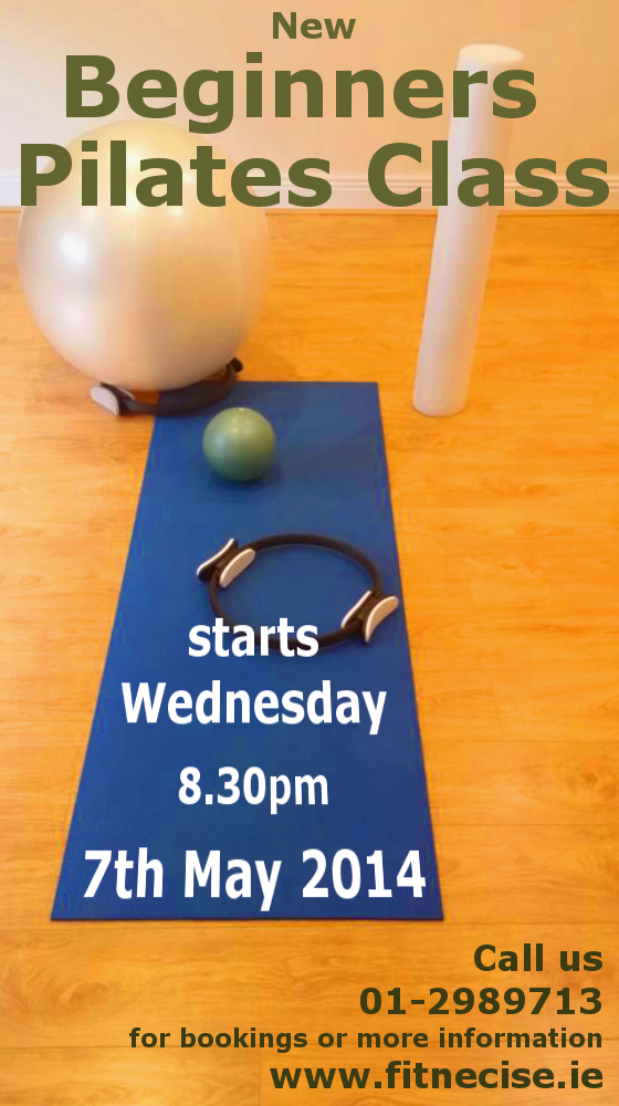 Beginners Pilates Classes Courses in South Dublin Churchtown Village Dublin 14 close to Dundrum Rathmines Rathgar Templeogue Ballinteer Nutgrove Ireland close to Marlay Park