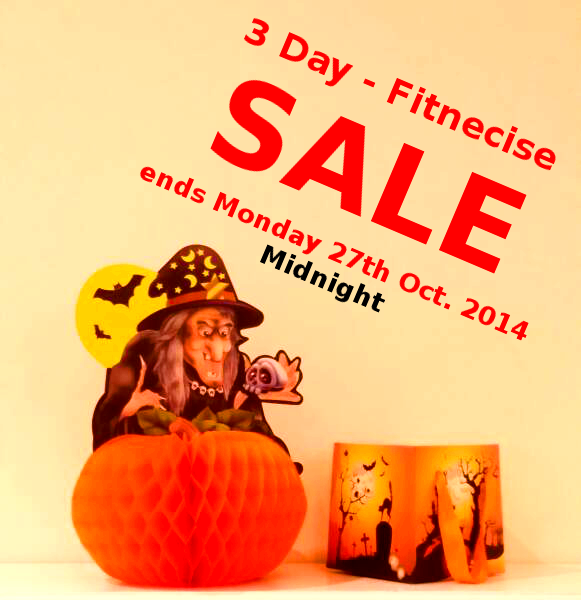 *3 Day Exclusive *Pre-Halloween* SALE Ends Mon 27th